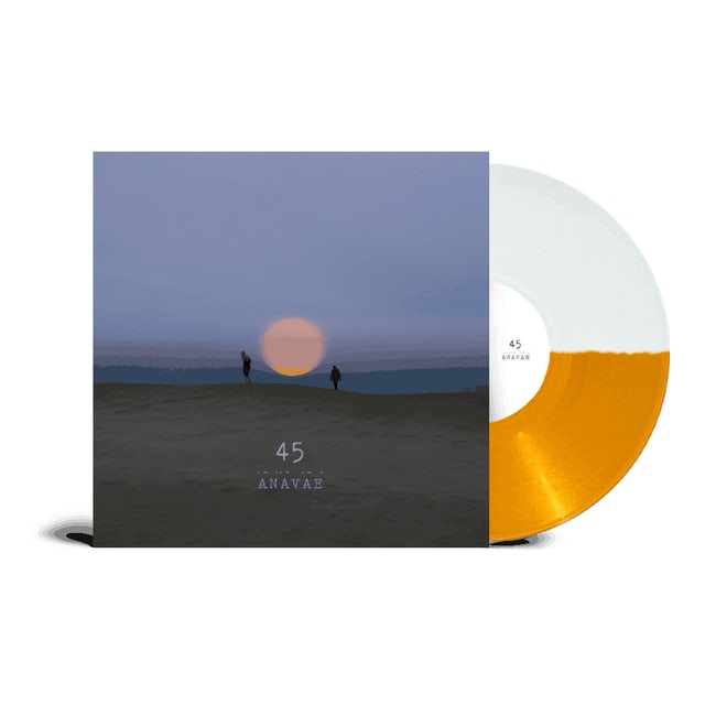 Anavae Orange/White Vinyl