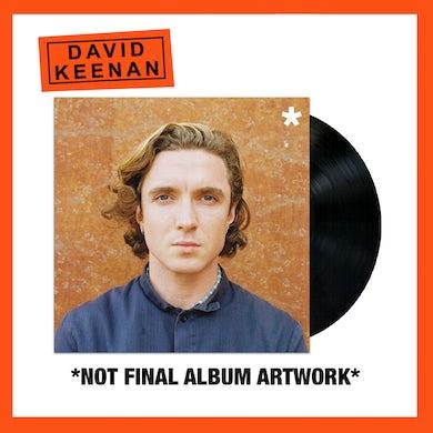 "David Keenan ""WHAT THEN?"" Vinyl"