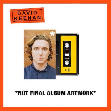 """David Keenan """"WHAT THEN?"""" Cassette"""