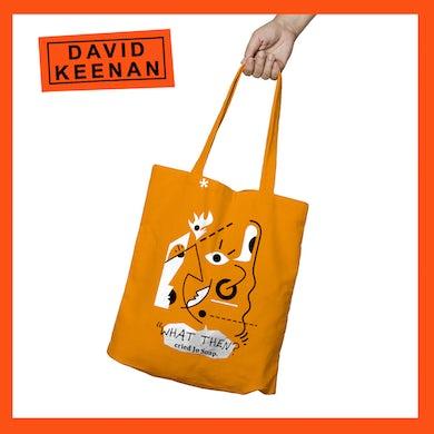 "David Keenan ""WHAT THEN?"" Tote Bag"