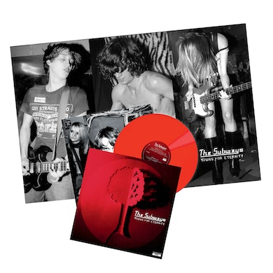 Young For Eternity Red LP