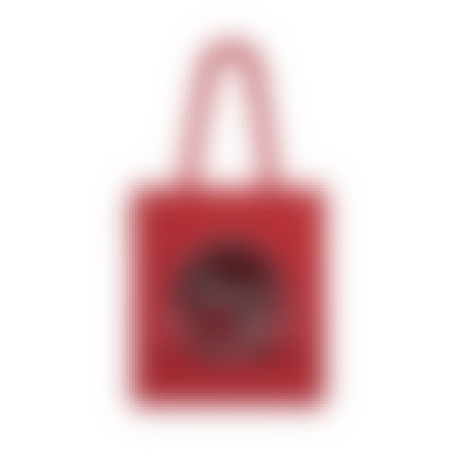 The Subways Red Tote Bag