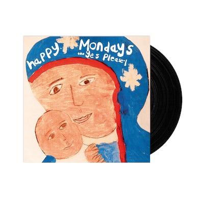 Happy Mondays Yes Please! Heavyweight LP (Vinyl)