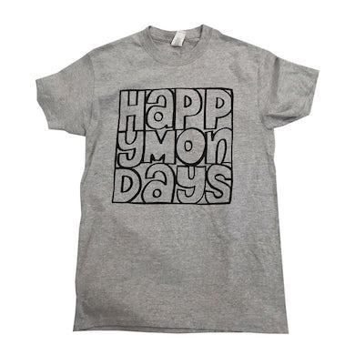 Happy Mondays Mono Logo T-Shirt