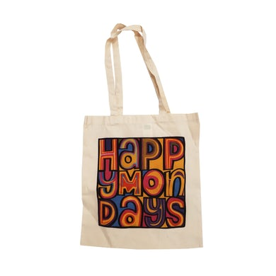 Happy Mondays Logo Tote Bag