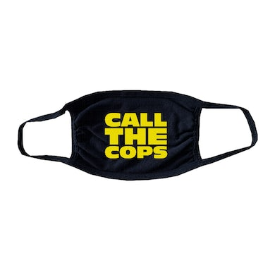 Happy Mondays Call The Cops Facemask