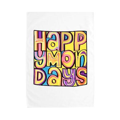 Happy Mondays Tea Towel