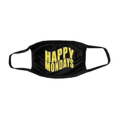 Happy Mondays Facemask