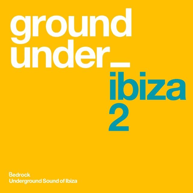 Bedrock Music Underground Sound of Ibiza 2 3xCD Box Set CD