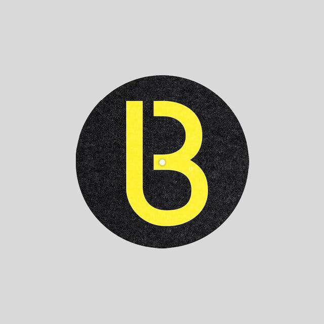 Bedrock Music Bedrock Classic B Slipmat Yellow