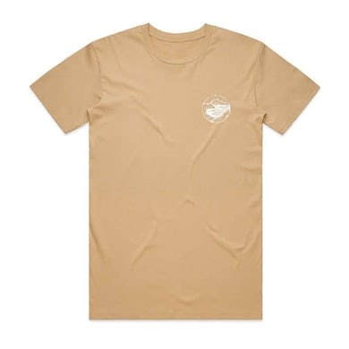 Hollow Coves Tan T-Shirt