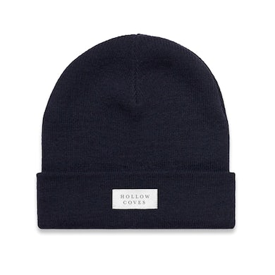 Hollow Coves Navy Beanie