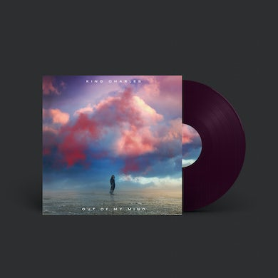King Charles Out Of My Mind Coloured  Heavyweight LP (Vinyl)