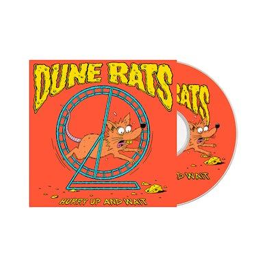 Dune Rats Hurry Up And Wait CD Album CD