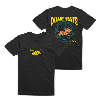Dune Rats Hurry Up And Wait T-Shirt