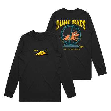 Dune Rats Hurry Up And Wait Long Sleeve T-Shirt