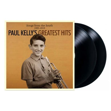 Songs from the South: Paul Kelly's Greatest Hits 1985–2019 (2LP) Double Heavyweight LP (Vinyl)