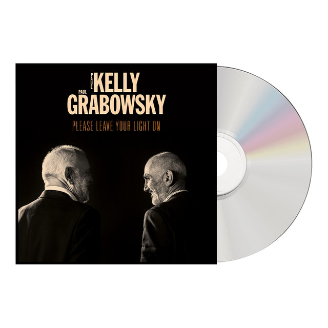 Paul Kelly Please Leave Your Light On  CD