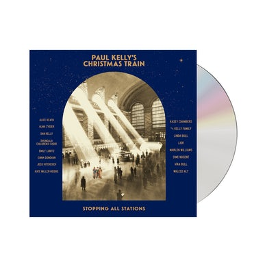 s Christmas Train CD Album CD