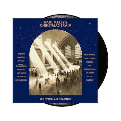 s Christmas Train Double Vinyl Double LP