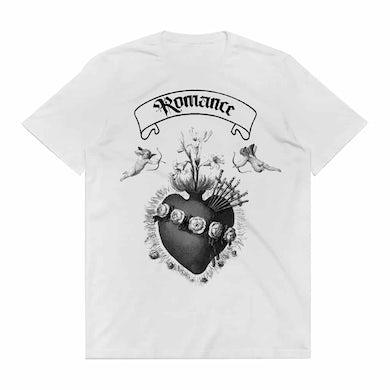 Camila Cabello Romance Sketch T-Shirt