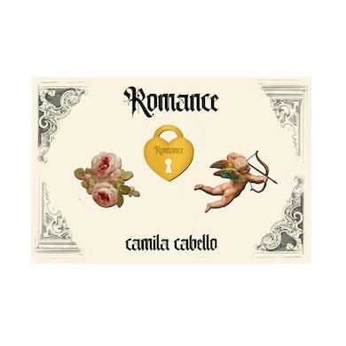 Camila Cabello Romance Enamel Pin Set