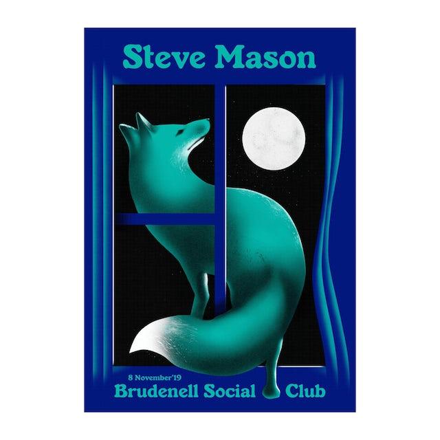 Steve Mason Brudenell Social Club A2 Poster