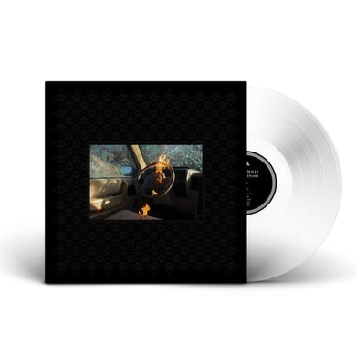 Random Desire Limited Edition Clear LP (Vinyl)