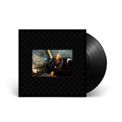 Random Desire Black LP (Vinyl)