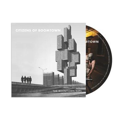 Citizens Of Boomtown CD