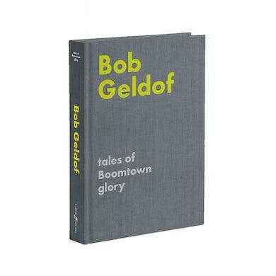 Tales of Boomtown Glory Hardback Book