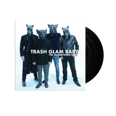 The Boomtown Rats Trash Glam, Baby 7 Inch