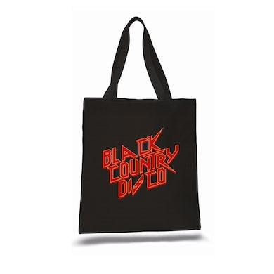 Tom Aspaul Black Country Disco Tote Bag