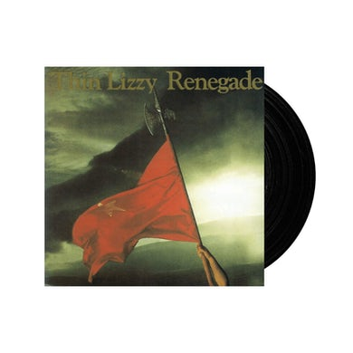 Planet Rock Renegade Heavyweight LP (Vinyl)