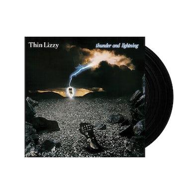 Planet Rock Thunder And Lighting Heavyweight LP (Vinyl)