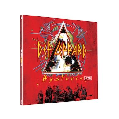 Planet Rock Hysteria Live Clear Double LP (Vinyl)