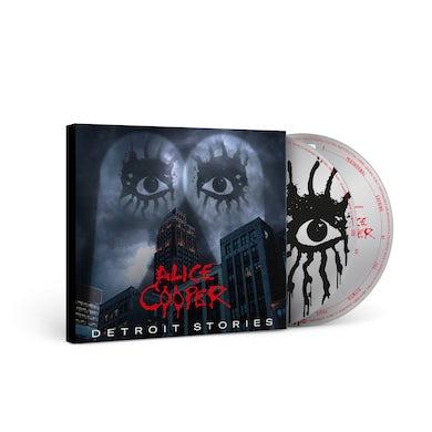 Planet Rock Detroit Stories CD+DVD CD/DVD