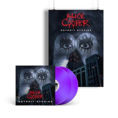 Planet Rock Detroit Stories Purple Double Vinyl
