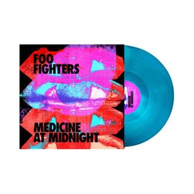 Planet Rock Medicine at Night Blue Vinyl
