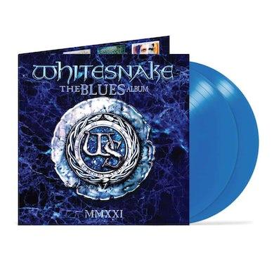 Planet Rock The Blues Album Blue Double Vinyl