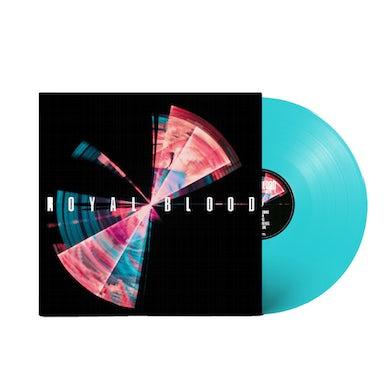 Planet Rock Typhoons Blue Vinyl