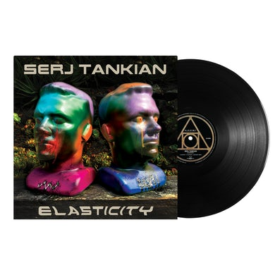 Planet Rock Elasticity Black LP (Vinyl)