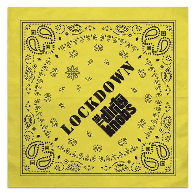 The Dirty Knobs Lockdown Bandana