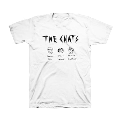 The Chats Album Cover T-Shirt