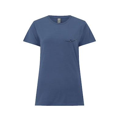 The Beloved Blue T - Women's Style