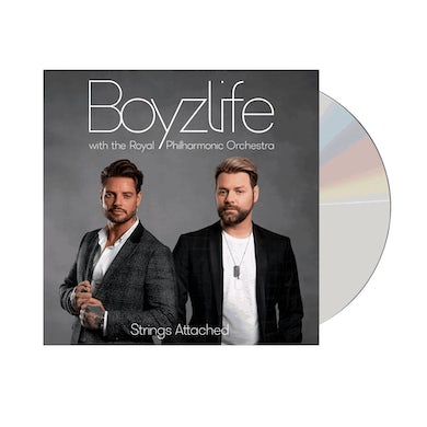Boyzlife Strings Attached - With The Royal Philharmonic Orchestra CD