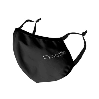 Boyzlife Face Mask - Black