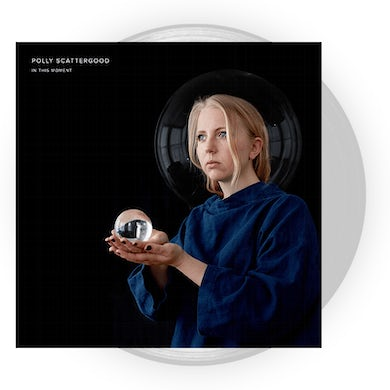 Polly Scattergood In This Moment Clear  LP (Vinyl)