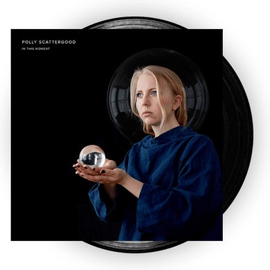 Polly Scattergood In This Moment Black  LP (Vinyl)