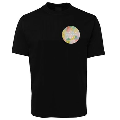 Polly Scattergood NHS Tender is the love Black-shirt
